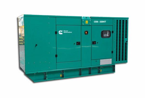 Máy phát điện Cummins 200 kva