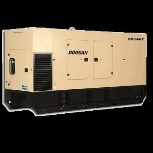 Máy phát điện Doosan 60KVA